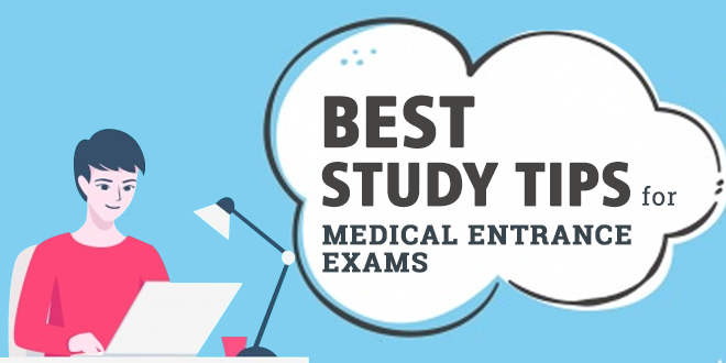 Best-study-Tips-for-Medical-Entrance-Exams